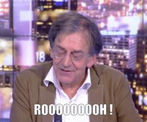 Gif avec les tags : alain,cnews,finkielkraut,finky,mais,pas,philosophe,possible