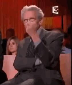 Gif avec les tags : Thierry Lévy,colère,cyclope,poing