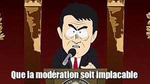 Gif avec les tags : Valls,anime,haine,moderation,modo,prédicateur,south park,zéon