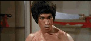 Gif avec les tags : bruce lee,kung fu